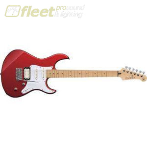 YAMAHA ELECTRIC GUITAR PACIFICA 112VM RED METALLIC - PAC112VM RM SOLID BODY GUITARS