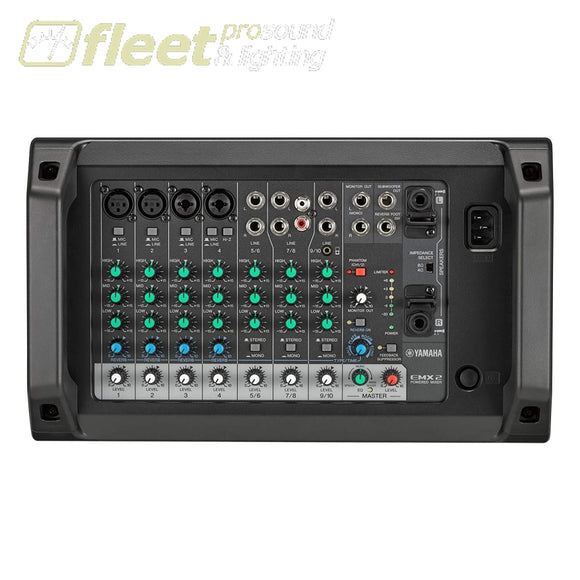 Yamaha Emx2 10-Channel 500W Powered Mixer Powered Mixers