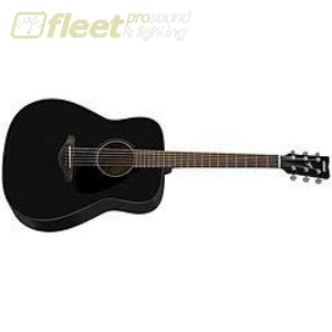 Yamaha FG800 BL Solid Spruce Top Acoustic Guitar - Black Finish 6 STRING ACOUSTIC WITHOUT ELECTRONICS
