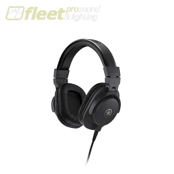 Yamaha Hph-Mt5 Studio Monitor Headphones - Black Studio Headphones