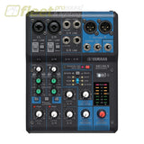Yamaha MG06X 6-Input Stereo Mixer MIXERS UNDER 24 CHANNEL