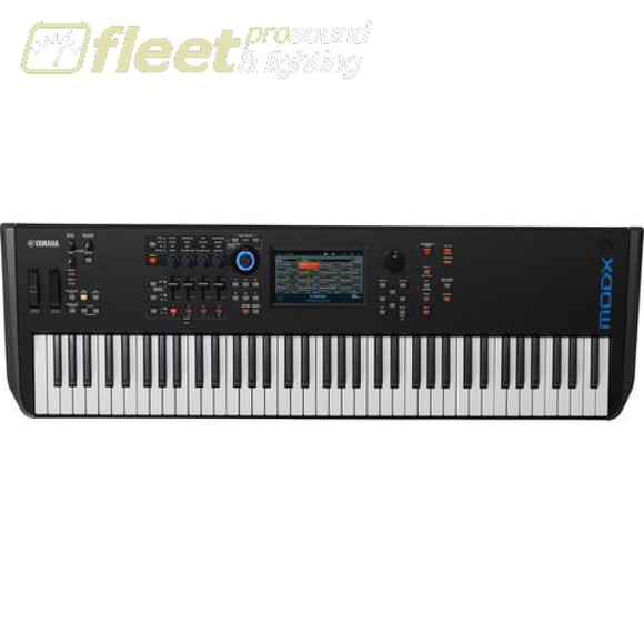 Yamaha Modx7 76-Key Synthesizer Keyboards & Synthesizers