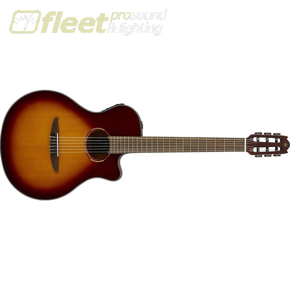 Yamaha NTX1 BS Acoustic Guitar w/ Electronics - Brown Sunburst 6 STRING ACOUSTIC WITH ELECTRONICS