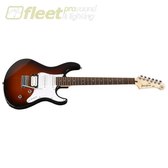 Yamaha PAC112V OVS Pacifica Electric Guitar - Old Voilin Sunburst SOLID BODY GUITARS