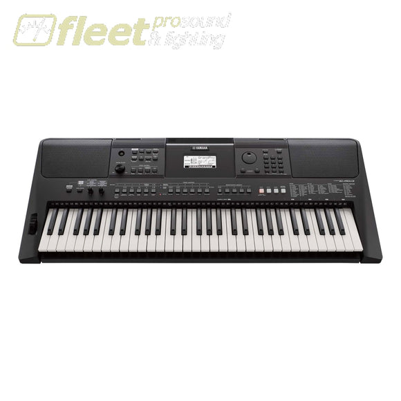 Yamaha PSRE463 61-Key Touch Response Portable Keyboard KEYBOARDS & SYNTHESIZERS