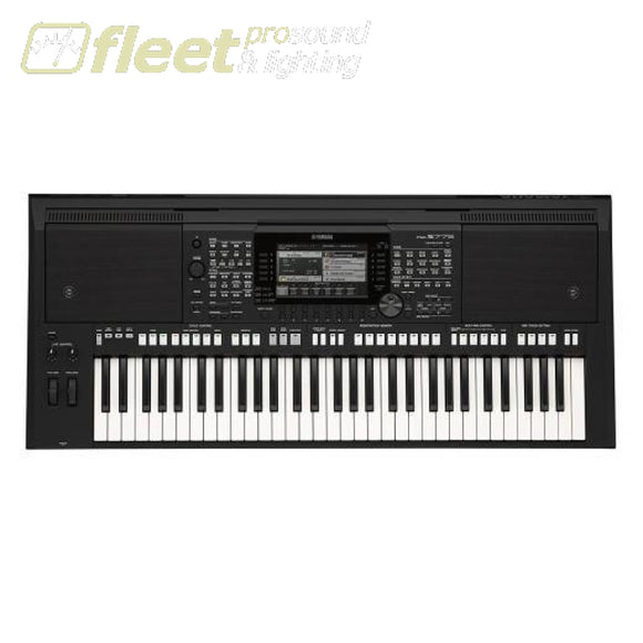 Yamaha Psrs775 61-Key Arranger Workstation Keyboards & Synthesizers