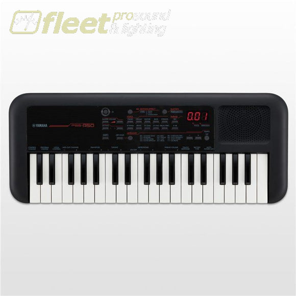 Yamaha PSS-A50 Mobile Keyboard KEYBOARDS & SYNTHESIZERS