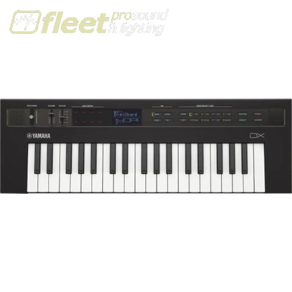 Yamaha Refacedx 37 Mini Key Fm Synthesizer Keyboards & Synthesizers