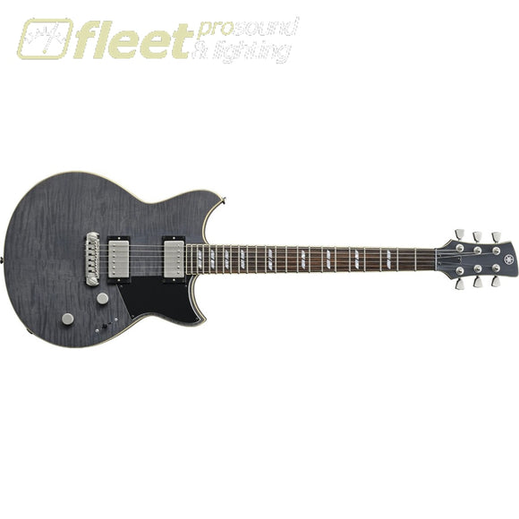 Yamaha Revstar Rs620Bcc Electric Guitar - Burnt Charcoal Solid Body Guitars