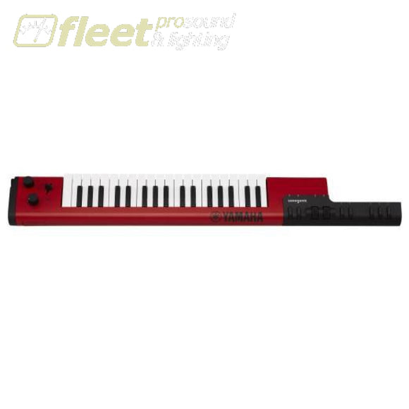 Yamaha SHS500-RD 37 Mini-key Bluetooth Keytar - Red KEYBOARDS & SYNTHESIZERS