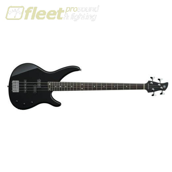 Yamaha TRBX174 BL Electric Bass - Black 4 STRING BASSES