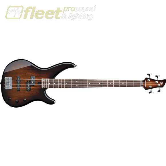 Yamaha Trbx174Ewtbs 4-String Electric Bass (Tobacco Brown Sunburst) 4 String Basses