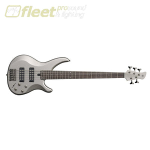 Yamaha TRBX305-PTR 5-String Electric Bass Black Pewter 5 STRING BASSES