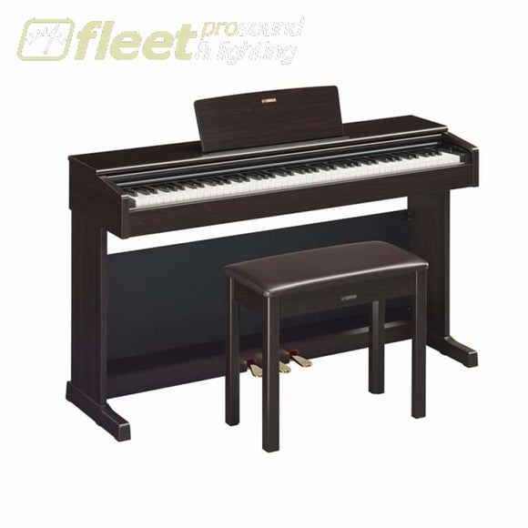 Yamaha YDP144 R Arius Digital Piano w/Bench Rosewood DIGITAL PIANOS