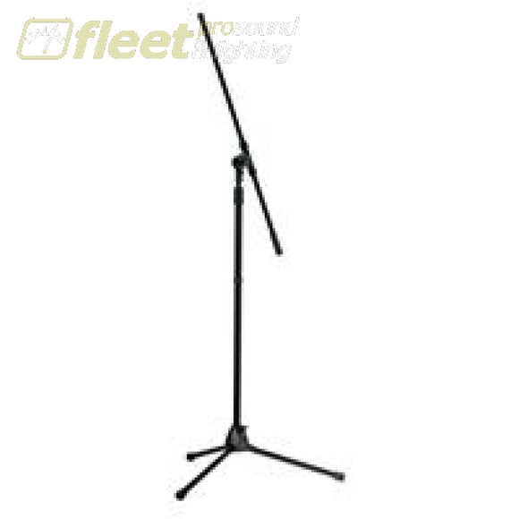 Yorkville MS-206B Tripod Mic Stand with 31 Non -Telescoping Boom MIC STANDS