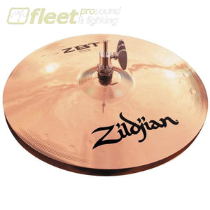 Zildjian Zbt14Hp 14 High Hats Pair Hi-Hat Cymbals