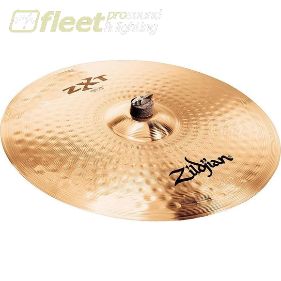 Zildjian Zxt20Mr 20 Medium Ride Ride Cymbals