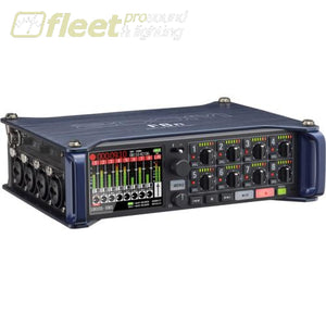 Zoom F8n Multi-Track Field Recorder PORTABLE RECORDERS