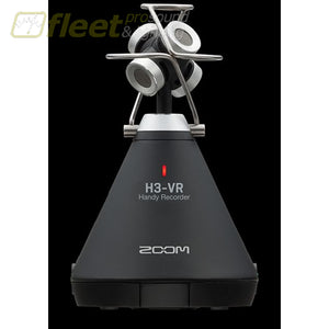 Zoom H3-VR 3D Virtual Reality Handy Recorder PORTABLE RECORDERS