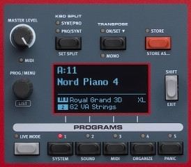 Nord Nordpiano488 88-Note Weighted Hammer Action Piano