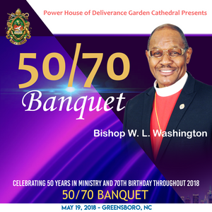 50/70 Banquet Ticket