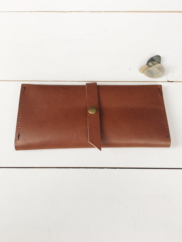 The Basic Wallet Cognac