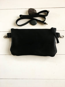 Super Simple Hip Bag in Black