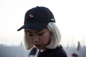 EUPATHY DAD HAT (BLACK)