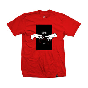 FATE TEE (RED)