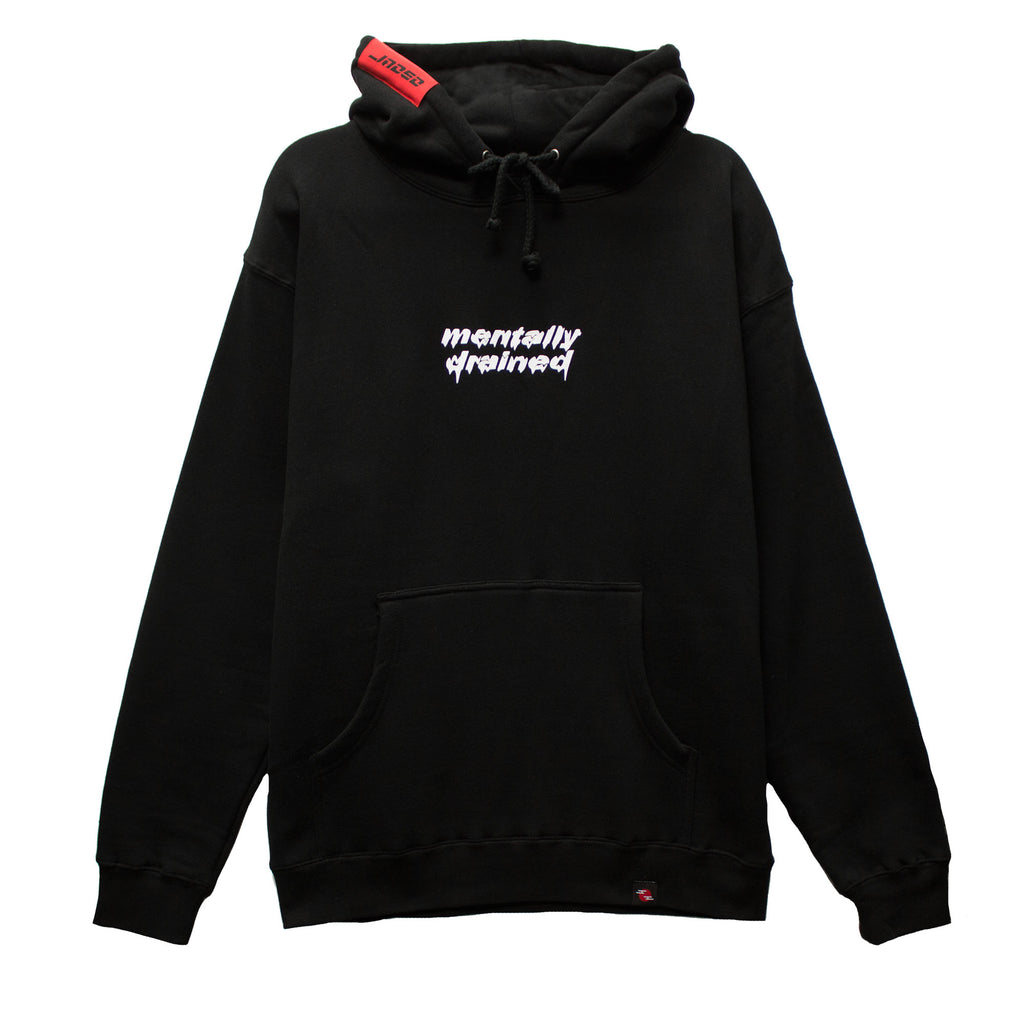 JADED X EUPATHY | KAROSHI 過労死 HOODIE