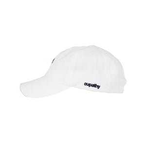 EUPATHY DAD HAT (WHITE)