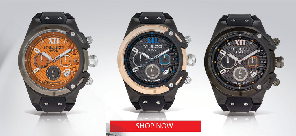 Luxury mulco mens watches