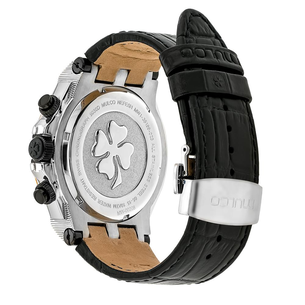 Ladies - Mens Watches | Mulco  Nefesh Iconic | Oversized