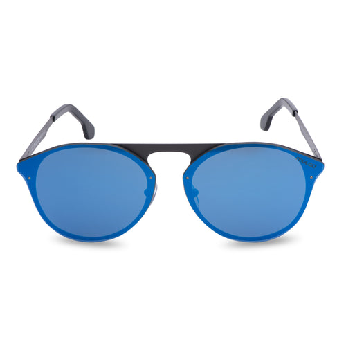 Mulco Sunglasses | Ego Blue | Rubber Finishing