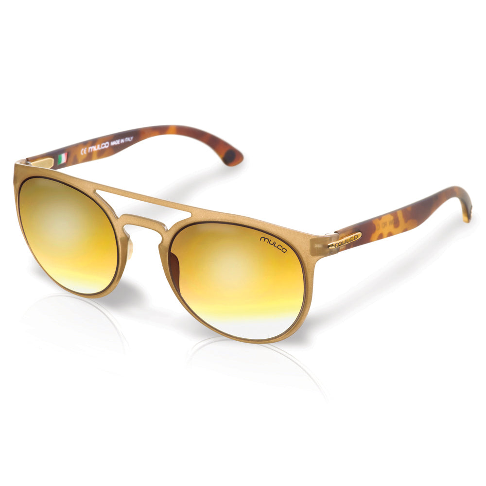 Mulco Sunglasses | Flow RD | Brown Mat Grilamid