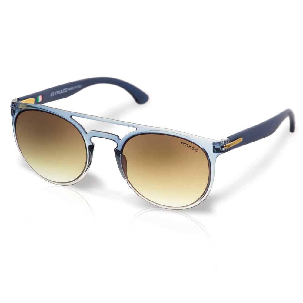Mulco Sunglasses | Flow RD | Clear Blue Mat Grilamid