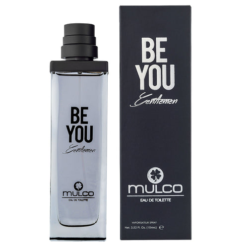 Be You Gentlemen Eau De Toilette 100 ml-Accessories-Mulco-Watches