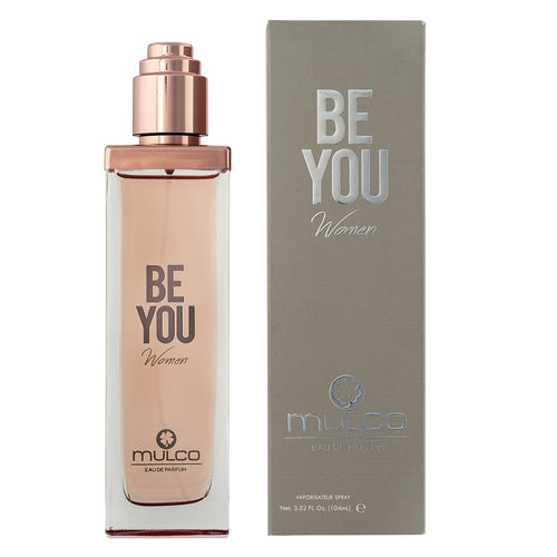 Mulco Be You | Women Eau De Parfum 100 ml | Accessories