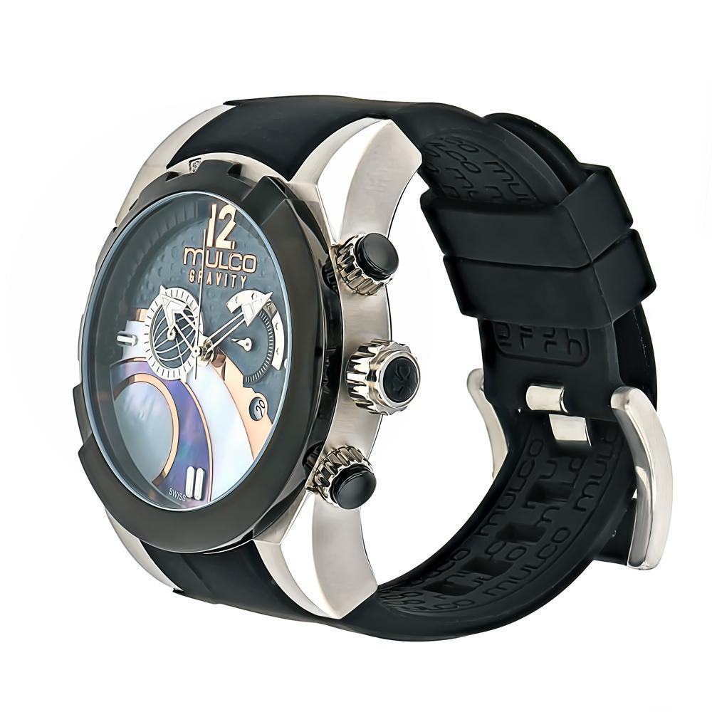 Womens Watches | Mulco Gravity iOS | Stainless Steel