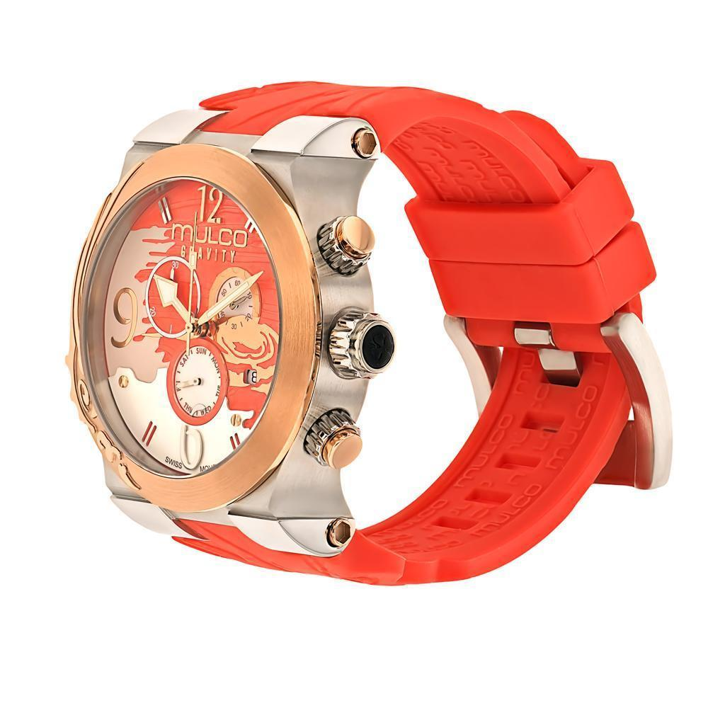Ladies Watches | Mulco Gravity Jupiter | Mixed textures | CoralReverse