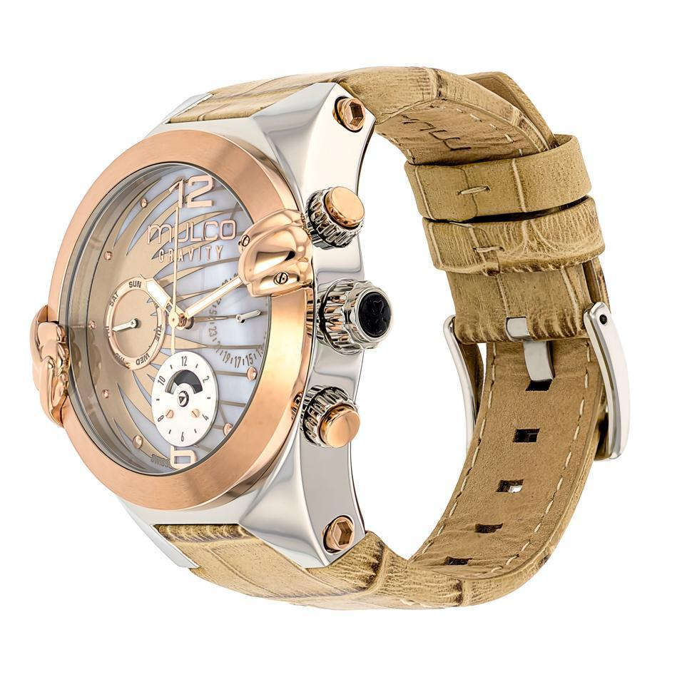 Ladies Watches | Mulco Gravity Saturn | Stainless Steel