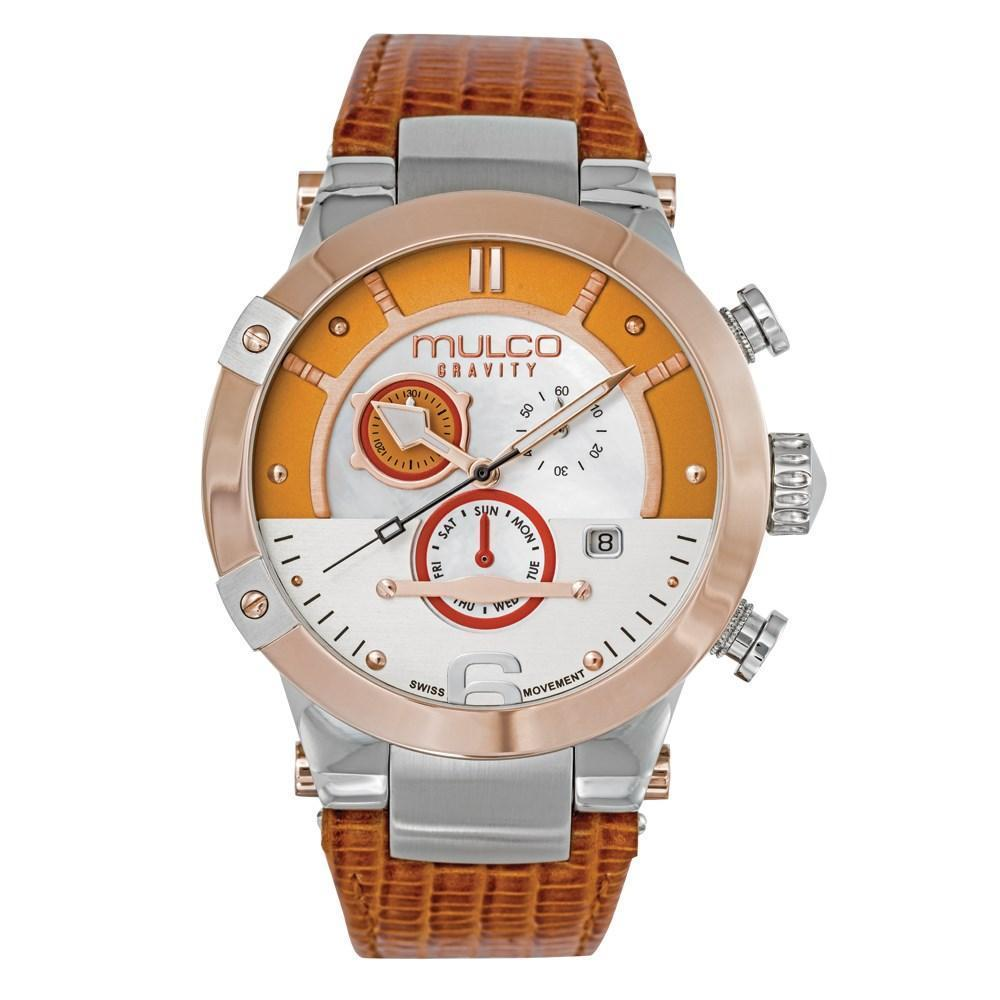 Womens Watches | Brown Leather Band | Rose Gold accents | Water Resistant