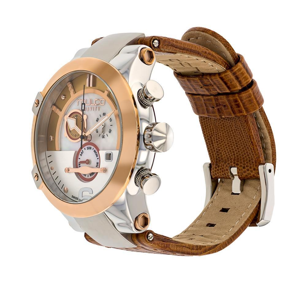 Womens Watches | Mulco Gravity Satelite | Premium Mother of Pearl