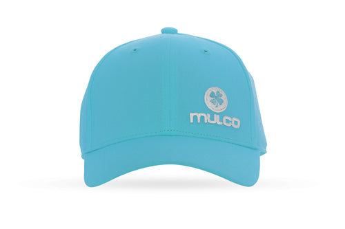 Mulco Accessories |  Baseball Cap | Aqua Blue