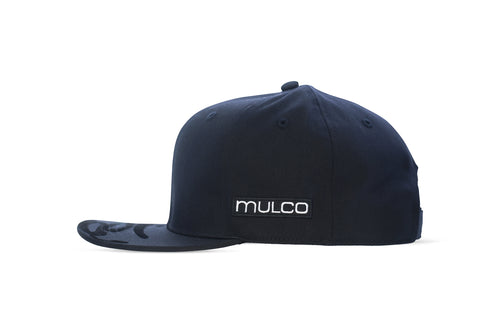 Mulco Cap Black Signature Born Style-Accessories-Mulco-Watches