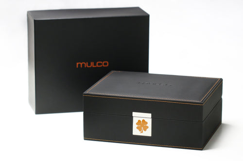 Mulco Brand New Watch Display Box Collector Luxury Organizer