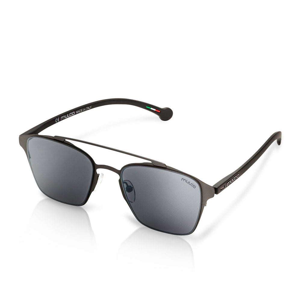 Mulco Sunglasses | Leaf SQ | Stainless Steel