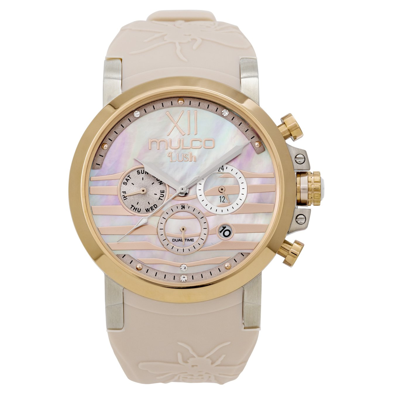 Ladies Watches | Mother of Pearl | Rose Gold accents | Water Resistant