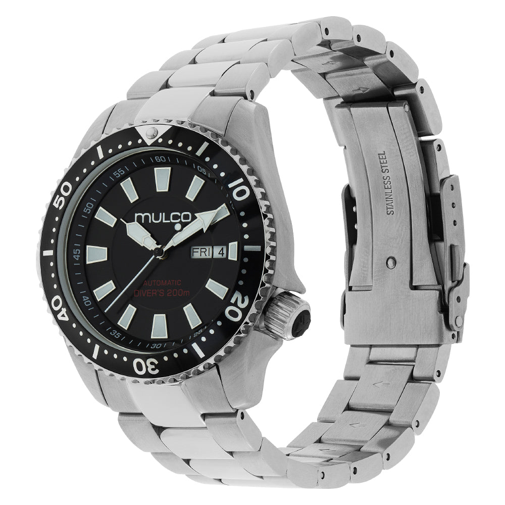Men Watches | Mulco Automatic | Stainless Steel