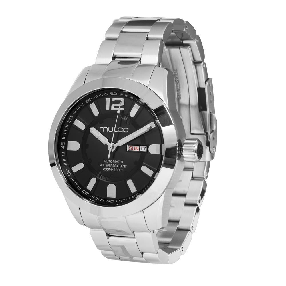 Men Watches | Mulco Automatic Metal | Stainless Steel